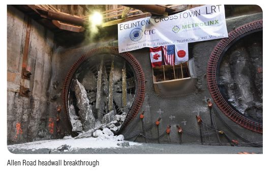 TBM breakthrough