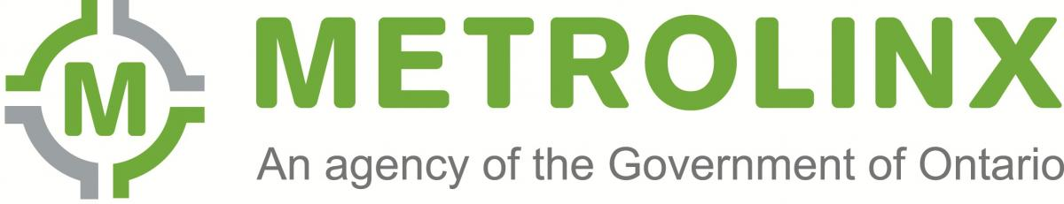 Image of Metrolinx logo