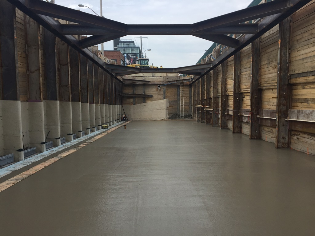 Steps to constructing a concrete roof slab | Crosstown