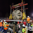 Crosstown TBMs make their Big Move (April 17-18, 2015)