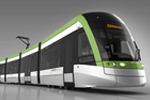 Light rail vehicle